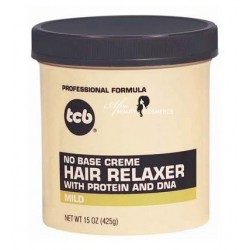 TCB No Base Creme Hair Relaxer Mild