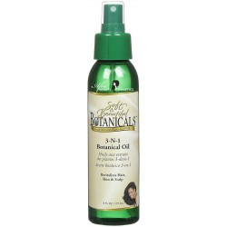 Soft & Beautiful Botanicals 3-N-1 Botanical Oil
