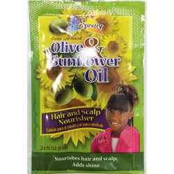 Sofn'free n'Pretty Olive&Sunflower Oil Hair and Scalp Nourisher
