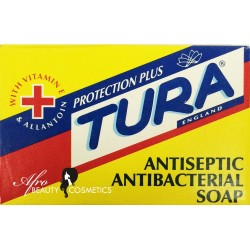 Tura Protection Plus Antiseptic Antibacterial Soap