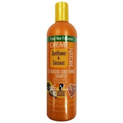 Creme of Nature Detangling Conditioning Shampoo with Sunflower & Coconut