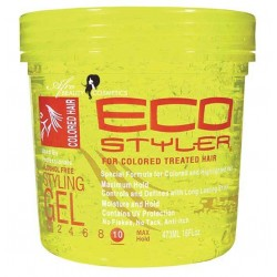 EcoStyler Color Treated Gel
