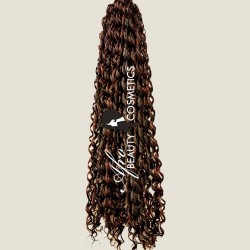 Loose Curl Braid 1B/30 Natural Black/Light Auburn