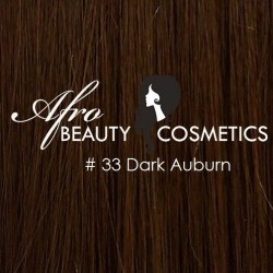 Yaki Body Wave 33 Dark Auburn